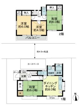 设计图分享 平房平面图设计图纸180平米四室二厅一卫 > 田字房屋格局