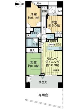 田字房屋格局设计图